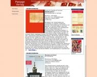 Bild Passage-Verlag