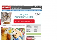 Bild Webseite ÖKO-Test Holding Frankfurt