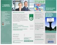 Bild EUROPA-INSTITUT Dr. Kramer Sprachenunterricht und EDV-Schulungen