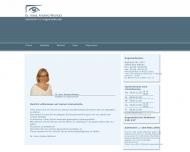 Bild Webseite Wicharz Dr. Ralf E. Köln