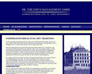Bild Thilenius Dr. Management GmbH