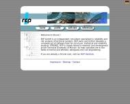 Bild Webseite RCP Consult München