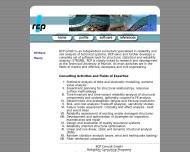 Website RCP Consult