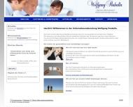 Website Unternehmensberatung Penkalla