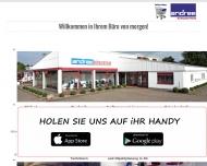Bild Webseite Andree Bürozentrum Höxter