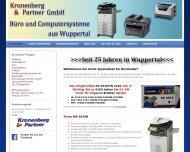 Bild Kronenberg und Partner GmbH Büro- u. Computersysteme