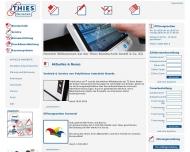 Bild Thies Bürotechnik GmbH &Co KG