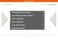 Bild Webseite MSE Gesellschaft für Methoden systematischer Entscheidungsfindung etc. Stuttgart