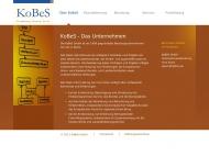 Bild Webseite KoBeS Berlin