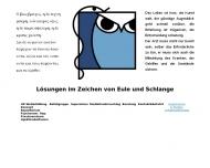 Bild Webseite Glaukofis München