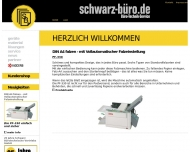 schwarz b?ro - technik - service