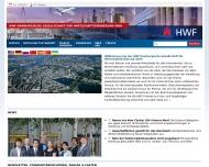 Bild HWF Hamburgische Gesellschaft für Wirtschaftsförderung mbH