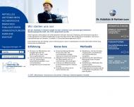 Website Dr. Kalaitzis und Partner
