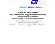 BST Managementberatung GmbH