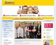 Website Apotheke im Marktkauf, Hitzemann e.Kfm.