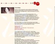 Bild Leng / China Dialog Yamei Dr. Beeidigte Dolemtscherin