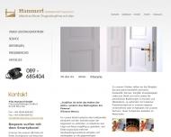 Website Fritz Hammerl