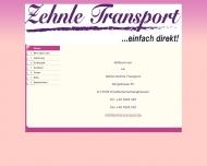 Bild Webseite  Schuttertal