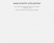 Bild Webseite Büro Knecht und Partner München