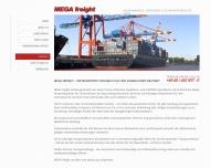 Bild MEGA Freight Außenhandels-, Speditions- und Schiffahrtskontor GmbH