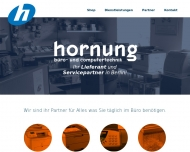 Hornung B?ro- Computertechnik Berlin