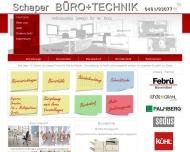 Bild Schaper Bürotechnik GmbH Ecke Ostseebadweg