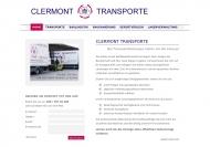 Transporte in und um Berlin Clermont-Transporte