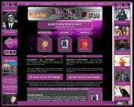 Bild Webseite OTRE-Media Musikproduktion und Verlag Köln
