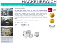 Bild Hackenbroich Büro- und Datentechnik GmbH