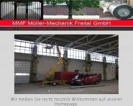 Bild MMF Müller-Mechanik Freital GmbH