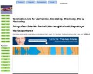 Bild WSO-Musikverlag & Tonstudio Werner Sonnet