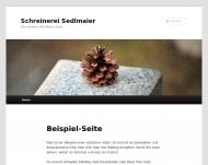 Bild Webseite  Baiern