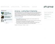 Bild PHI GmbH CAD Entwicklung und Konstruktion Ingenieurbüro für Maschinenbau