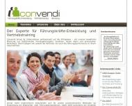 Bild CONVENDI - Agentur für Vertriebstraining und Beratung®