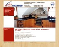 Bild Webseite Prechter Karl Weiltingen