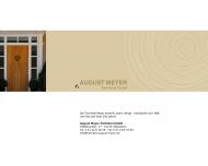 Bild August Meyer Tischlerei GmbH