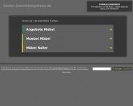 Bild Webseite Leister / Leister Einrichtungshaus Neuhofen