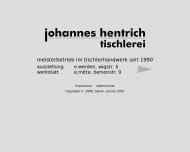 Bild Hentrich Johannes