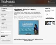 Bild Webseite Erkenbrecher Werner Weiltingen