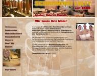 Bild Webseite Ebenhöh Hch. Schreinerei und Glaserei Trebur
