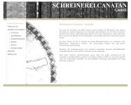 Bild Schreinerei Canatan GmbH