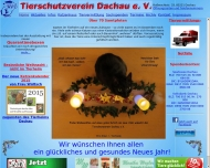 Bild Webseite Tierschutzverein Dachau Dachau