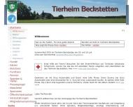 Bild Tierschutzverein Kaufbeuren e.V. Tierheim