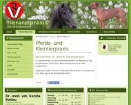 Website Kadau Karola Dr. Tierärztin