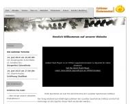 Bild Webseite  Cottbus