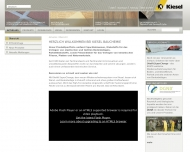 Bild KIESEL Bauchemie GmbH & Co. KG