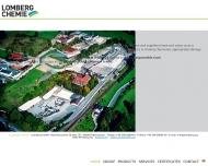 Bild Albert Lomberg GmbH Großhandel und Vertrieb in chemischen Erzeugnissen und technischen Artikeln.
