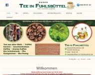 Bild Tee in Fuhlsbüttel Teegeschäft
