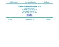 Bild Krüger Abwasseranlagen GmbH