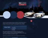 Bild Taxiunternehmen Ahmad